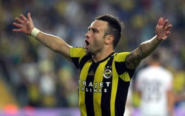 Valbuena'dan Fenerbahçe'ye kocaman şart!