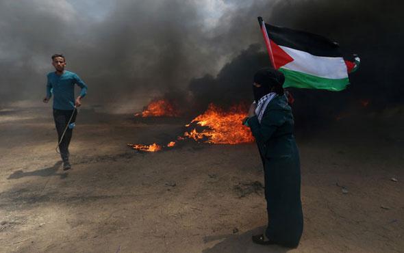 Filistin İsrail'i Uluslararası Ceza Mahkemesi'ne taşıdı