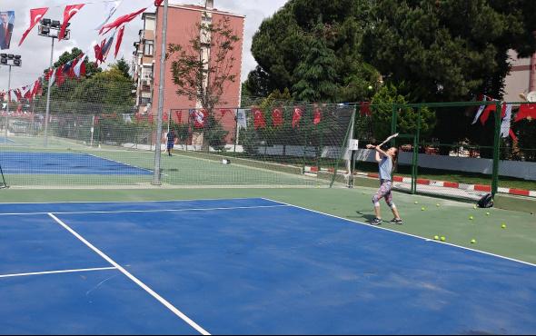 Tartışmalı yıkımın yaşandığı alanda Bakırköy spor kompleksi açıldı