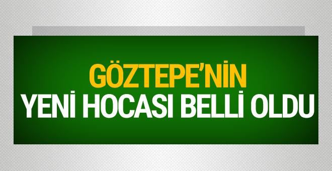 Göztepe'nin yeni hocası Bayram Bektaş