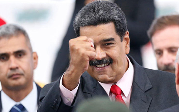 Maduro harekete geçti: ABD elçisine süre verdi!