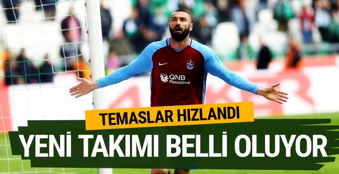 Burak Yılmaz Beşiktaş yolunda