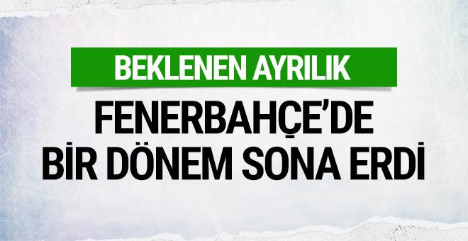 Fenerbahçe'de Ozan Tufan dönemi kapandı!