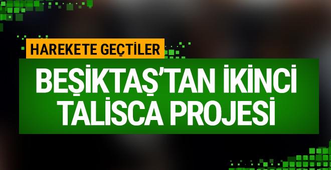 Beşiktaş'tan ikinci Talisca projesi!