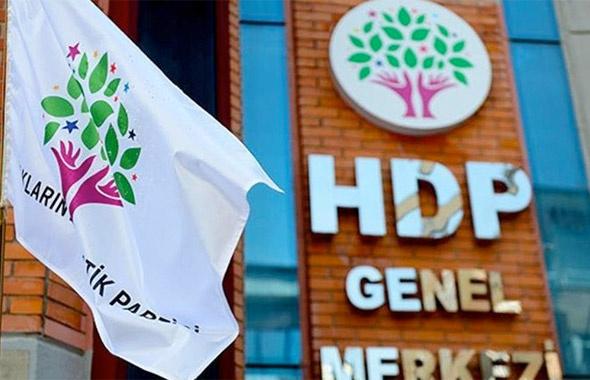 HDP'nin aday gösterdiği isim hakkında hapis kesinleşti!