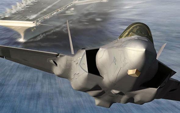 ABD'den F-35 açıklaması: Karar verilmedi