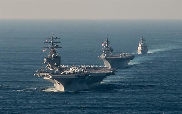 ABD'den Çin'e sert tepki: 'Derhal çek!'