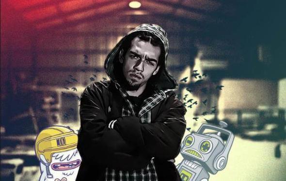 Fenomen rapçi Ezhel tutuklandı!