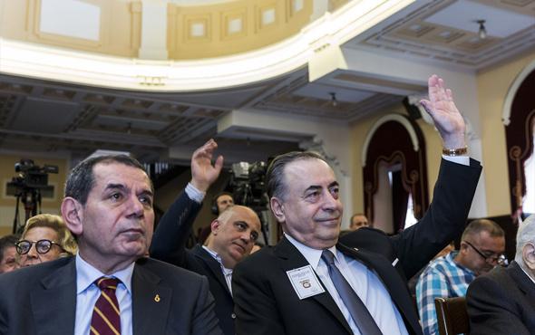 Galatasaray'ın 38. başkanı Mustafa Cengiz oldu