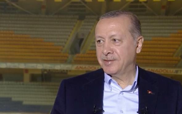 Cumhurbaşkanı Erdoğan'dan Mustafa Cengiz'i tebrik