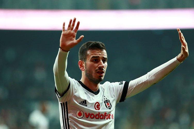 Galatasaray'dan Oğuzhan Özyakup atağı