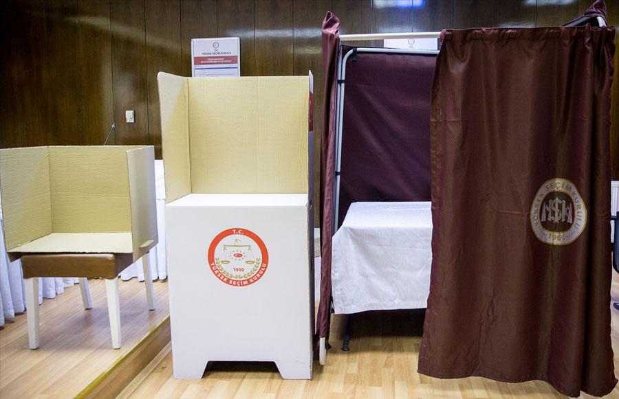 Seçimde nasıl oy kullanılacak 2018 pusulalar da tanıtıldı