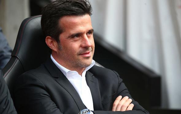 Everton'ın yeni hocası Marco Silva