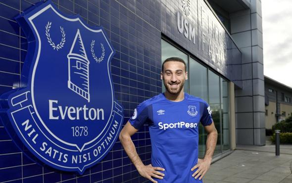 Everton efsanesinden Cenk Tosun'a övgü