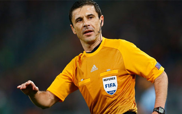 Real Madrid - Liverpool finalini Milorad Mazic yönetiyor!