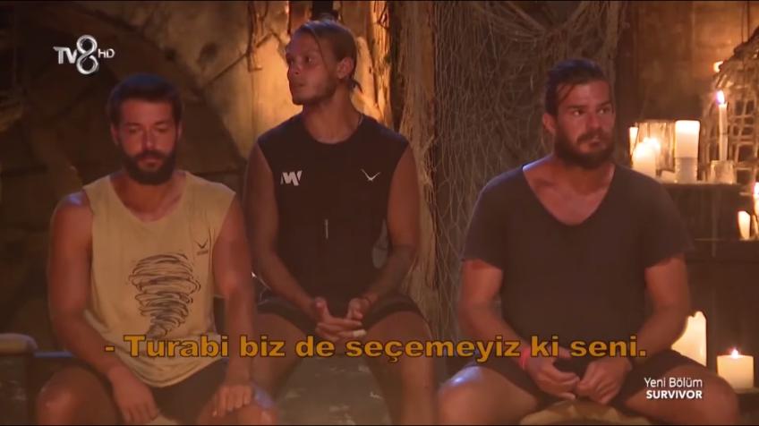 Survivor'da Turabi diskalifiye mi oluyor 'Oynama şansın yok!'