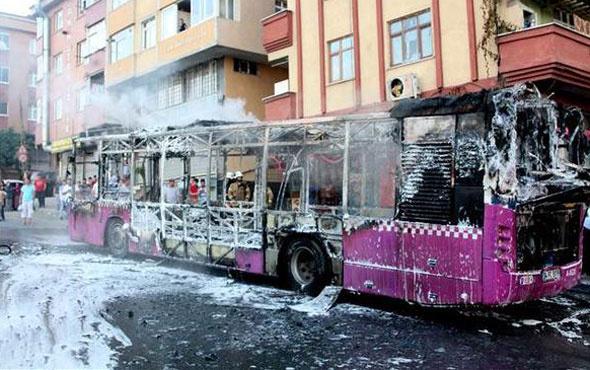İstanbul'da faciadan dönüldü! Halk otobüsünün içinden çıkan şeye bak