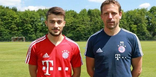Bayern Münih Türk yıldızı transfer etti
