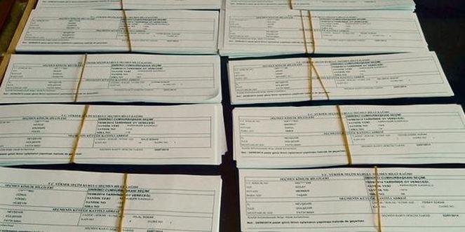 24 Haziran seçimlerinde 10 adımda oy kullanma rehberi