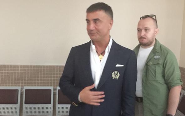 Sedat Peker beraat etti