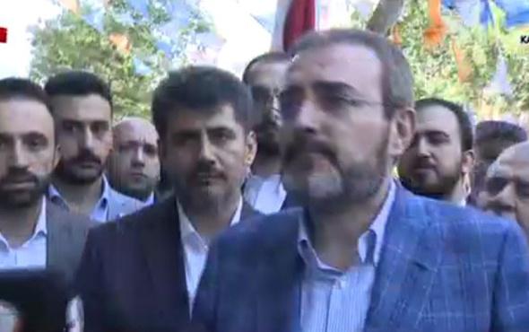 Muharrem İnce'nin çağrısına AK Parti'den sert tepki