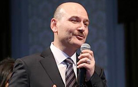 Süleyman Soylu oyunu Gaziosmanpaşa'da kullandı