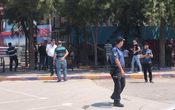 HDP'liler AK Partili vekilin yakınlarına saldırdı!