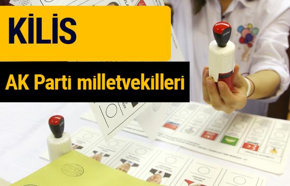 AK Parti Kilis Milletvekilleri 2018 - 27. dönem AKP isim listesi