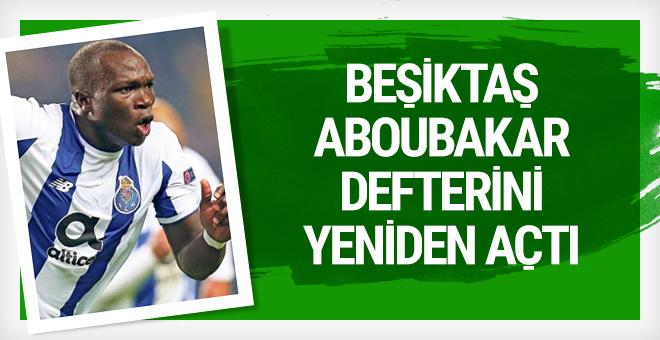 Beşiktaş Aboubakar'ı kiralamak için görüşmelere başladı