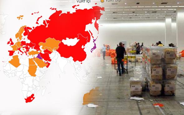 Yurt dışı oy sonuçları! Almanya, Hollanda, Avusturya, ABD ve diğer ülkeler...