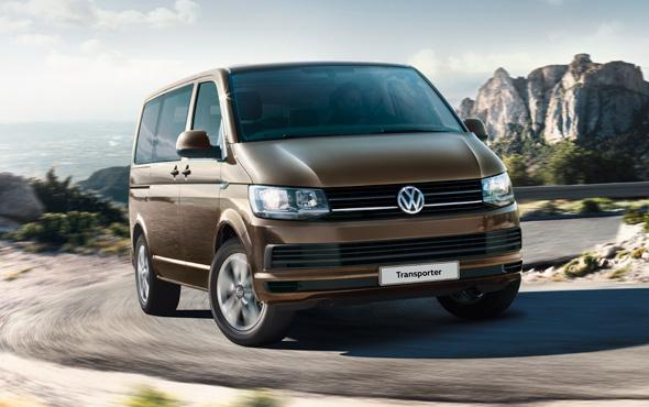 Volkswagen'ın efsanesi Transporter yeni versiyonuyla geri dönüyor