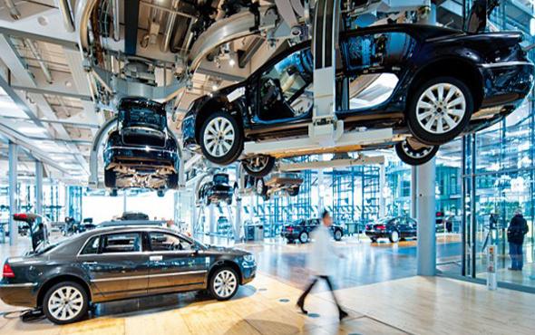 Volkswagen Çin'de yeni tesisler açmaya hazırlanıyor