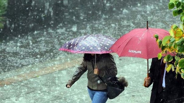 5 Haziran hava durumu raporu 19 il için çok kritik uyarı