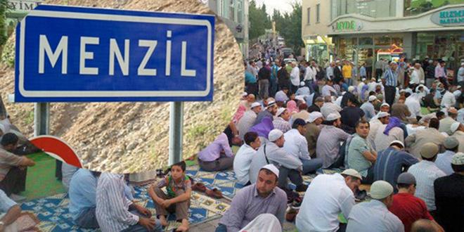 Hangi cemaat hangi partiye oy verecek Menzil tarikatı oyunun rengini açıkladı