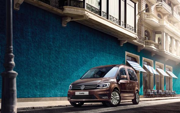 Volkswagen'den Caddy modellerine dev indirim!