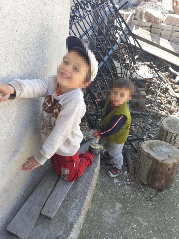 Hastaneye diye evden çıktı 3 çocuğuyla kocasının arkadaşına kaçtı!