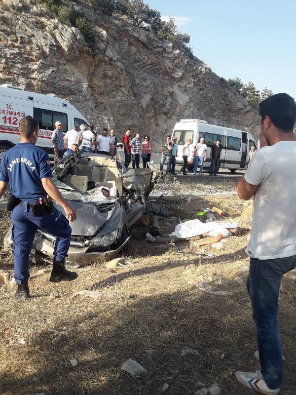 Antalya'da korkunç kaza: Bu acıya yürek dayanmaz!