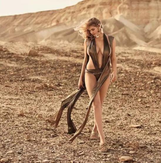 Kate Upton 'Dünyanın en seksi kadını' seçildi