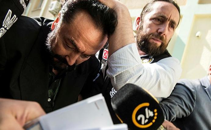 Ceylan Özgül'den Adnan Oktar ifşaları! Bomba detaylar ortaya çıktı