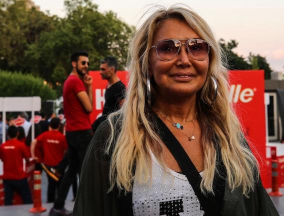 Shakira İstanbul'u salladı ünlüler akın etti