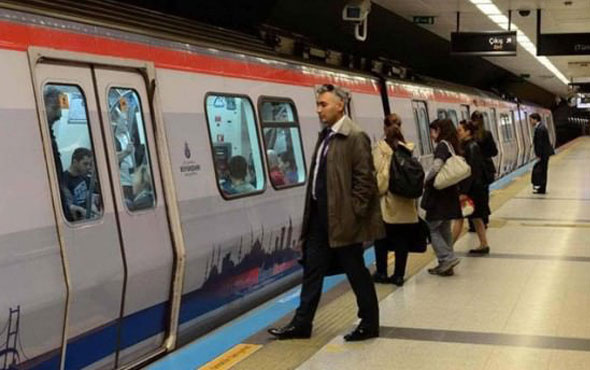İstanbullular dikkat! O hatta metro seferleri durdu