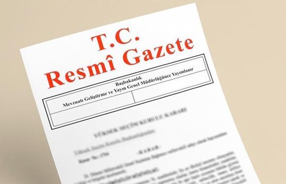 13 Temmuz 2018 Resmi Gazete haberleri atama kararları