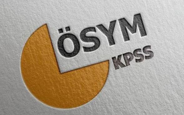 KPSS Ortaöğretim 2018 başvuru tarihi ne zaman?