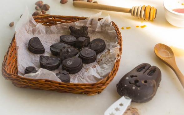 Diyet Çikolata Tarifi 71