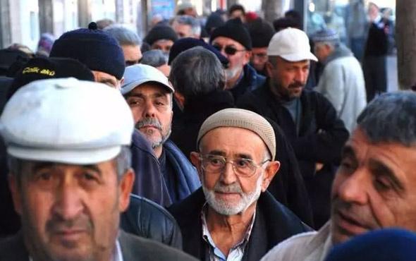 SSK Bağ-kur memur emeklisi zamlı maaşı Temmuz 2018 tam liste
