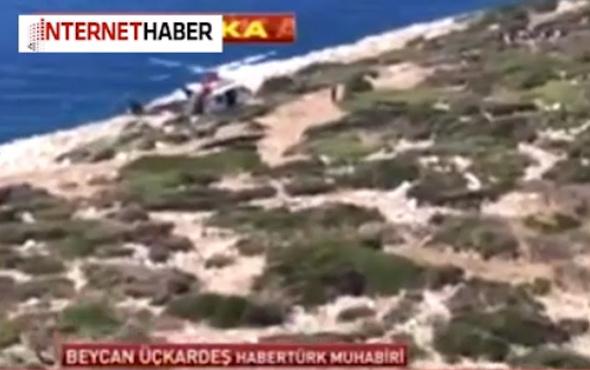 Akdeniz'de mülteci teknesi battı! Ölü ve yaralılar var