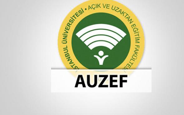 AUZEF BÜT sonuçları açıköğretim İstanbul Üniversitesi final sonucu