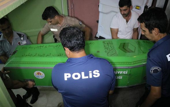 Kadın polis memuru evinde ölü bulundu