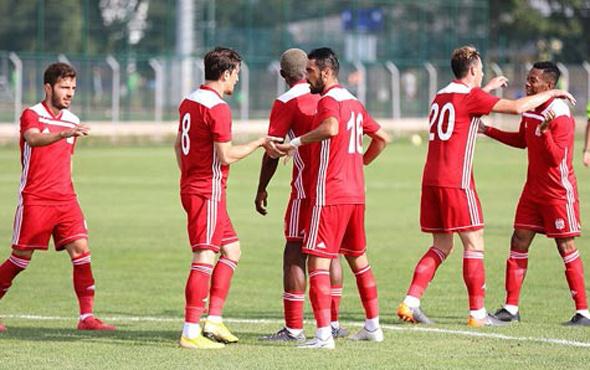Sivasspor Sebail'i devirdi