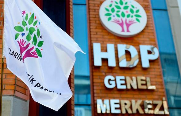 HDP'li vekiller hakkında soruşturma